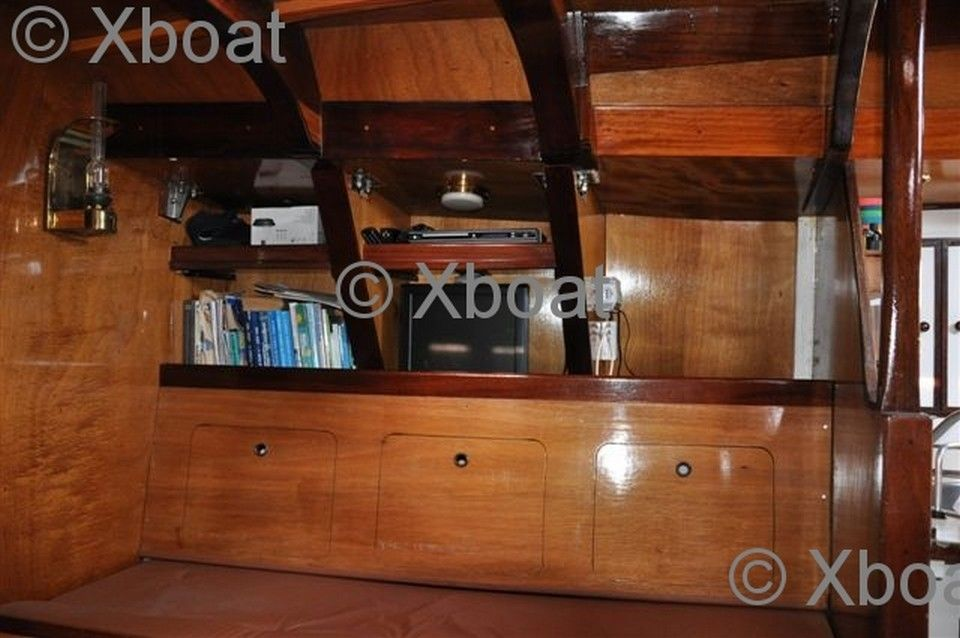 voilier malaga - ketch jade 48
