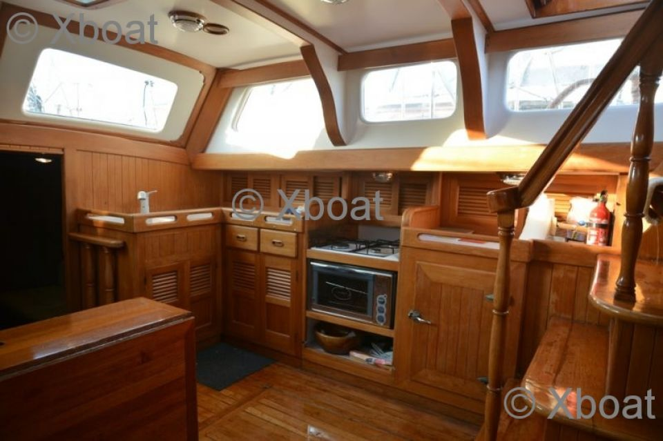 voilier formosa boat taipe - formosa 51 ketch