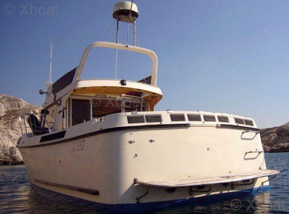 Vedette kirie ange de mer 1100 annonce de vedette d - Place de port disponible mediterranee ...