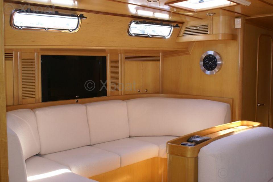 voilier puma yacht - cubic 70