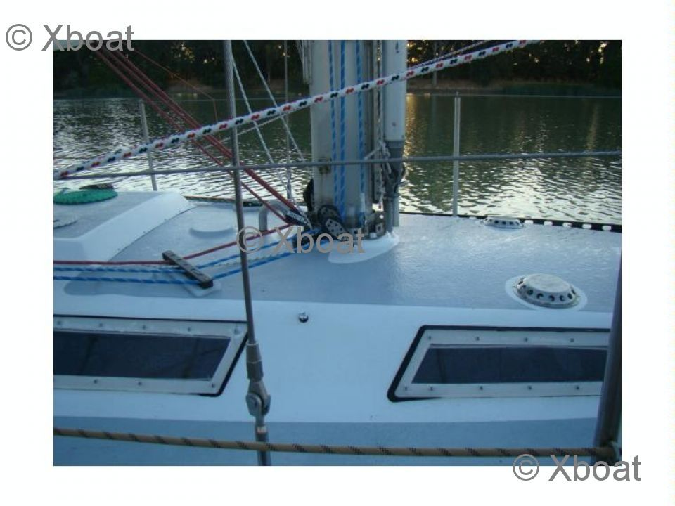 voilier astillero maryola - drac one tonner 34