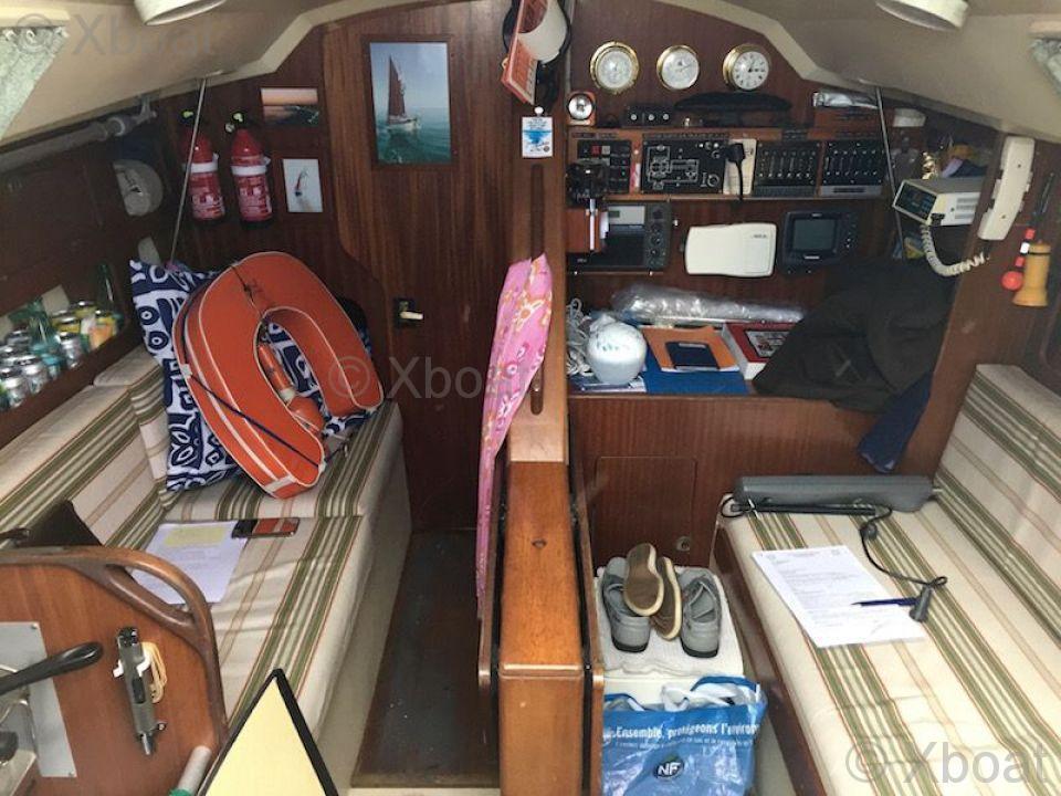 voilier etap yachting - etap 26 qr