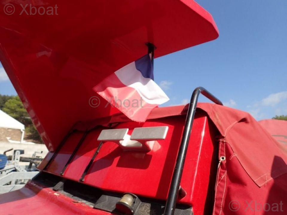 vedette civ - mac 40 offshore