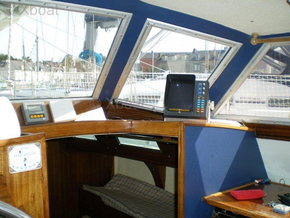 voilier gilbert marine - gib sea ms 100