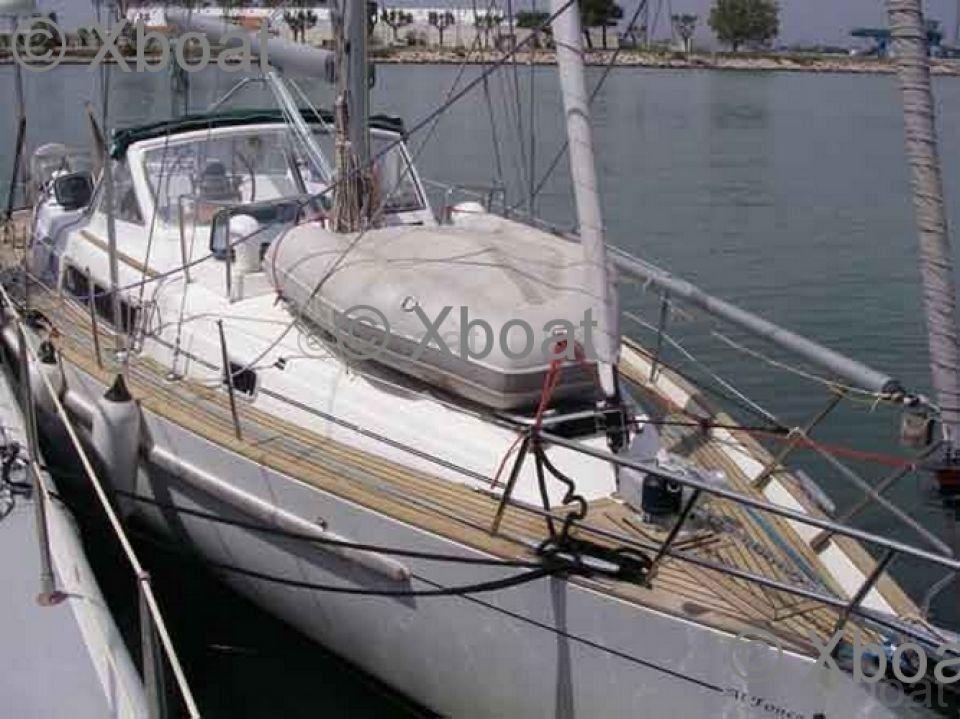 Voilier BENETEAU - OCEANIS 40 CC - Annonce de voilier d ...