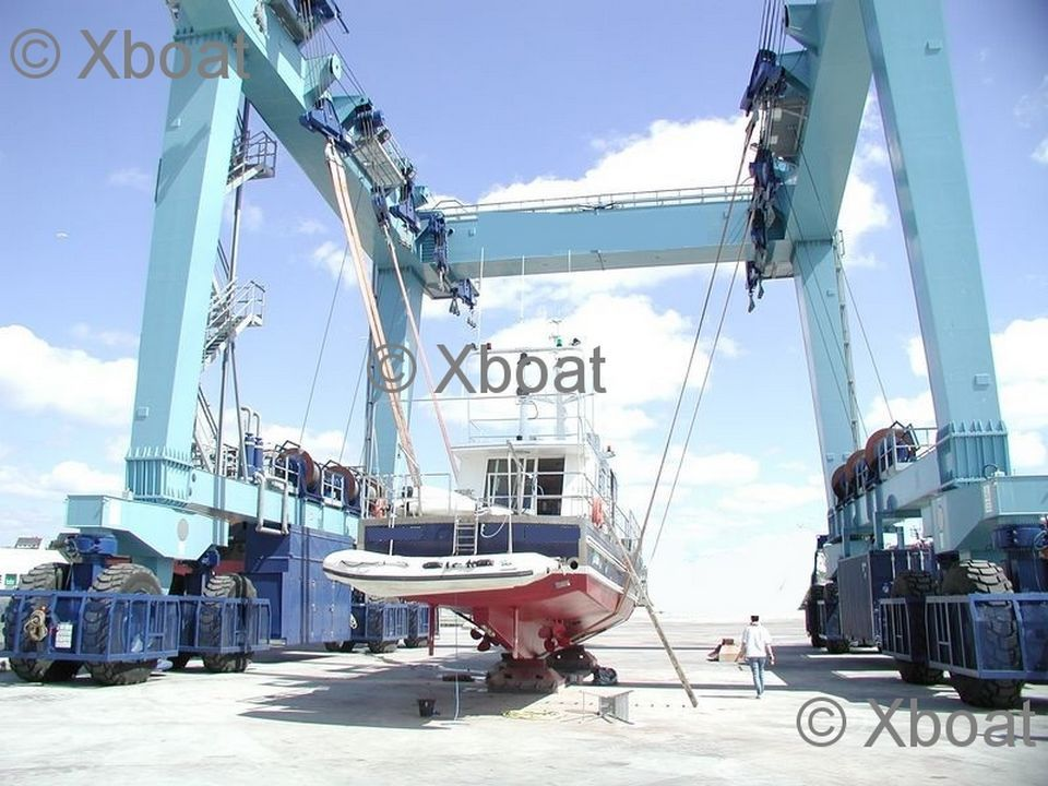vedette gendron - trawler yacht transatlantique gendron