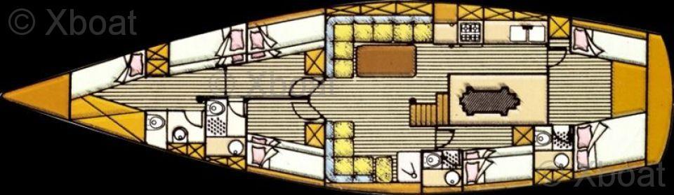 voilier conavi - trireme 60