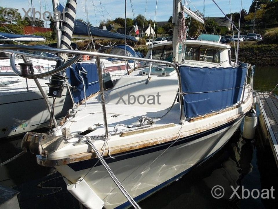 voilier westerly - westerly duo 29 konsort